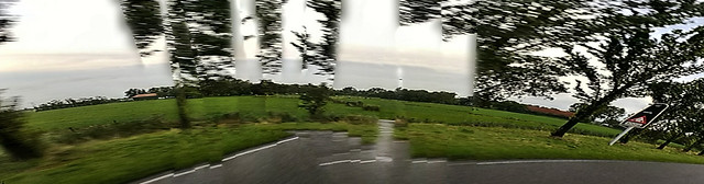 Trying to make a decent panorama view photo doing 80 km/h ... :-)* (192246562)