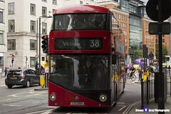 Wrightbus NRM NBFL - LTZ 1204 - LT204 - Victoria 38 - Arriva - London 2017 - Steven Gray - IMG_1225