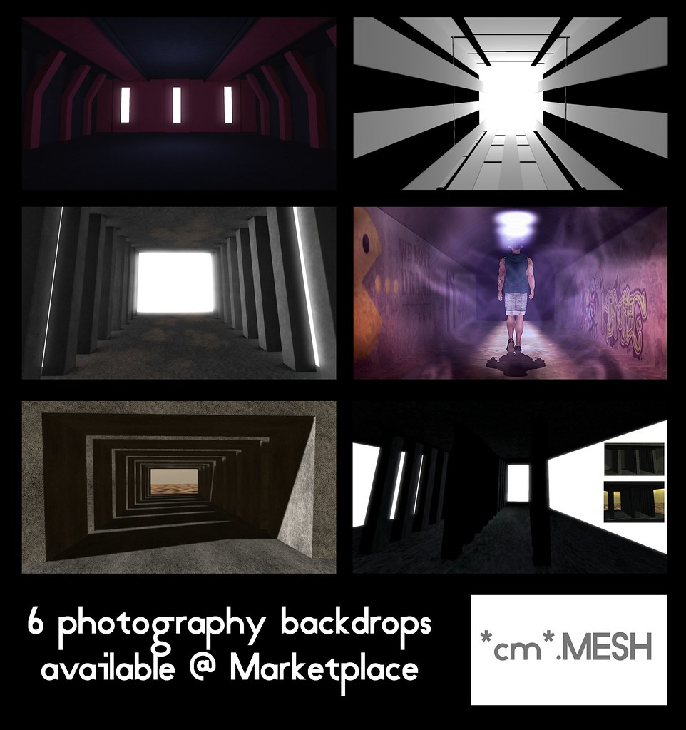 Latest Releases on *cm*.MESH - SecondLifeHub.com