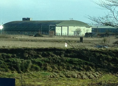 RAF Waterbeach 'J' Hangar