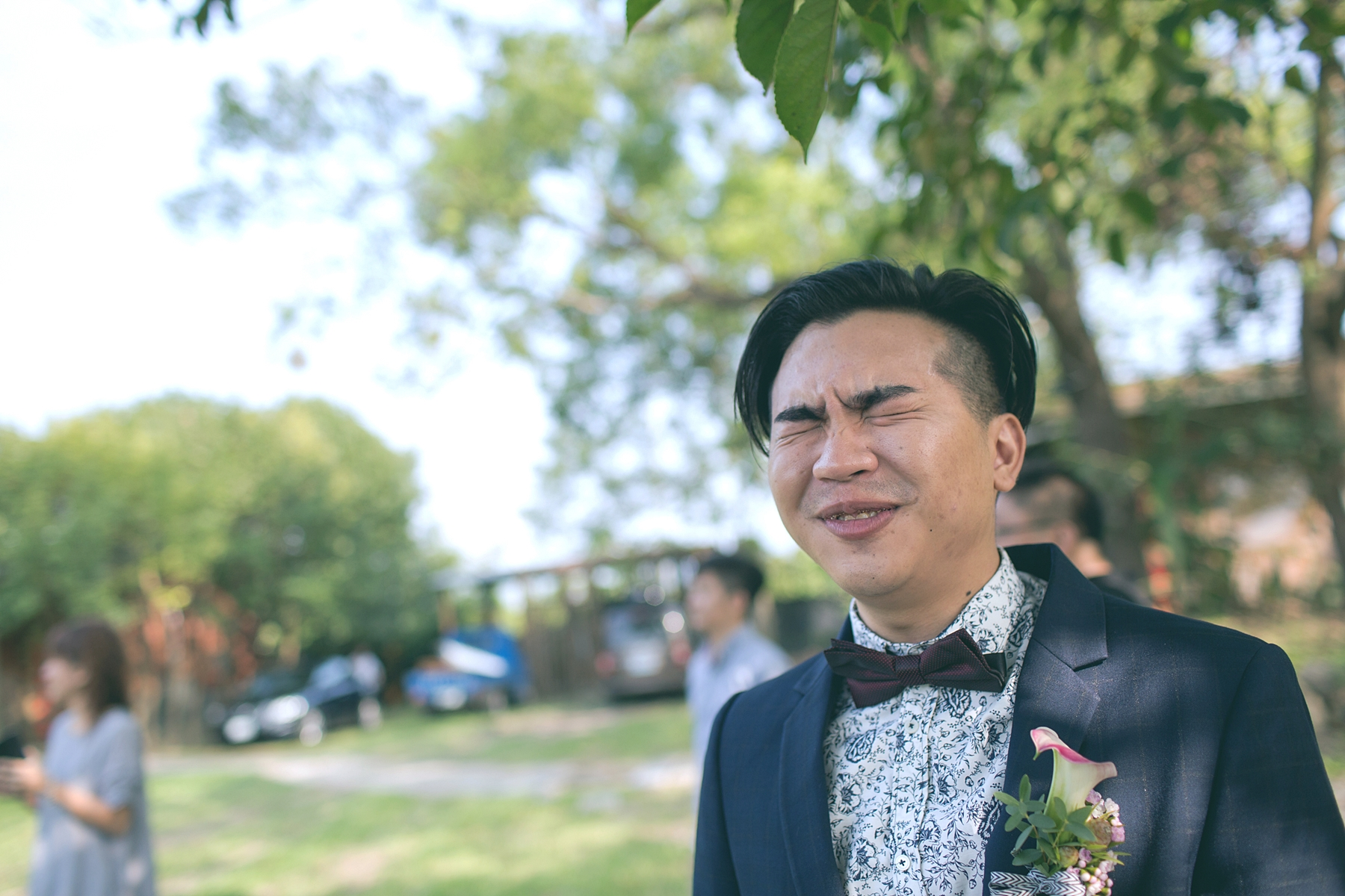 婚禮攝影,婚攝,婚禮記錄,高雄,六龜,山水炎民宿,戶外婚禮,底片風格,自然