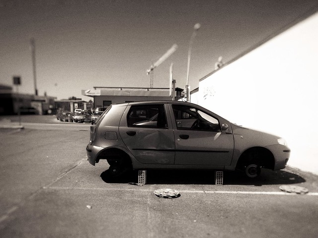 Minimal parking