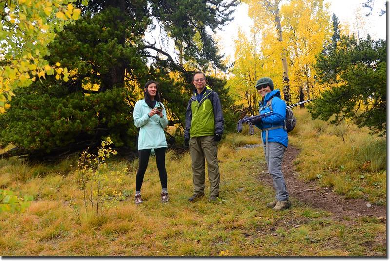 Taken from Colorado Trail, Kenosha Pass (8)