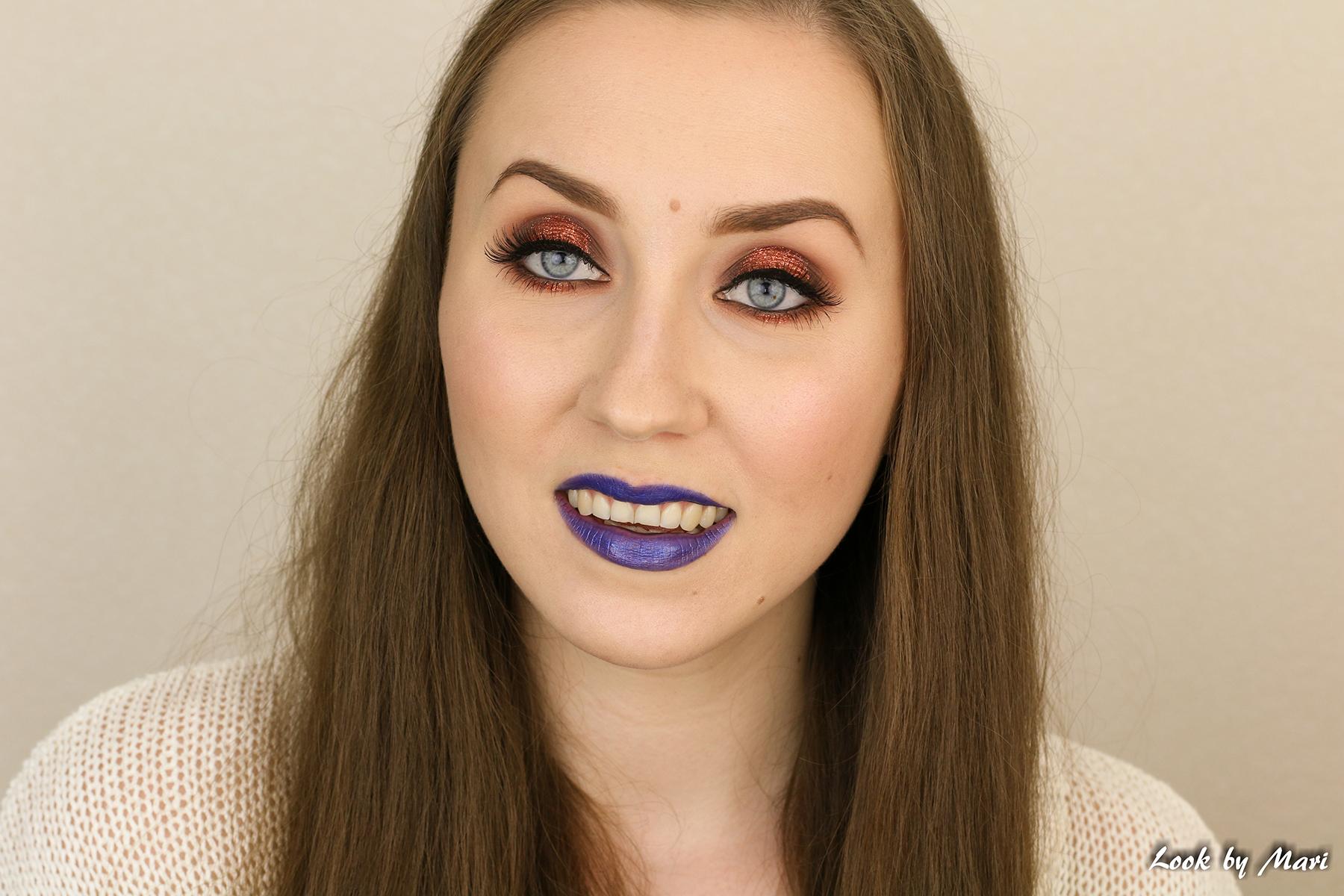 17 burnt orange glitter eye makeup tutorial inspo ideas blog