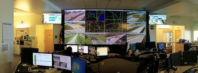 Wisconsin DOT's Statewide Traffic Operations Center
