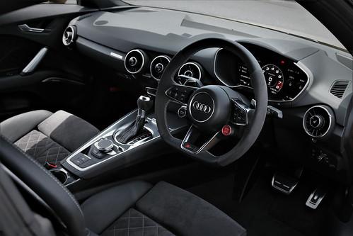 Audi TTRS Interior