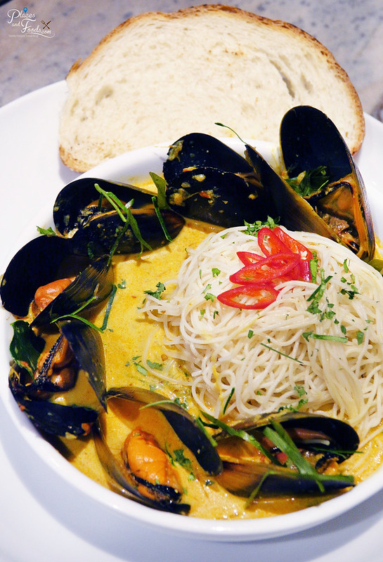 southern rock seafood curry mussels