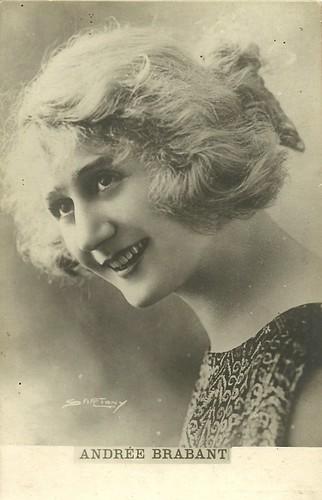Andrée Brabant