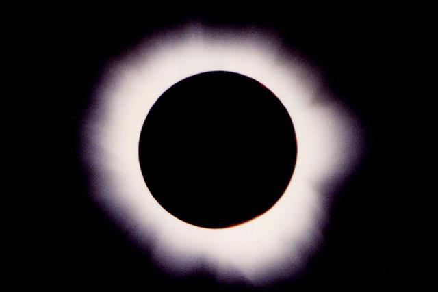 Zambia eclipse 2001