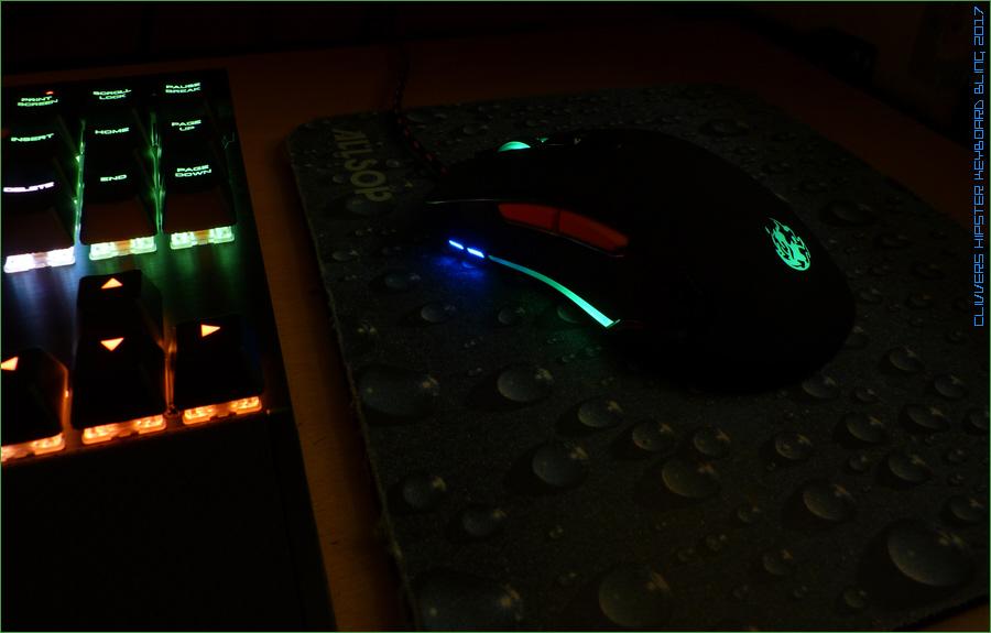 Keyboard & Mouse Bling at clivvers MAM Nation.. 36729188446_6c88db8771_o