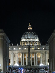 St. Peter (night)