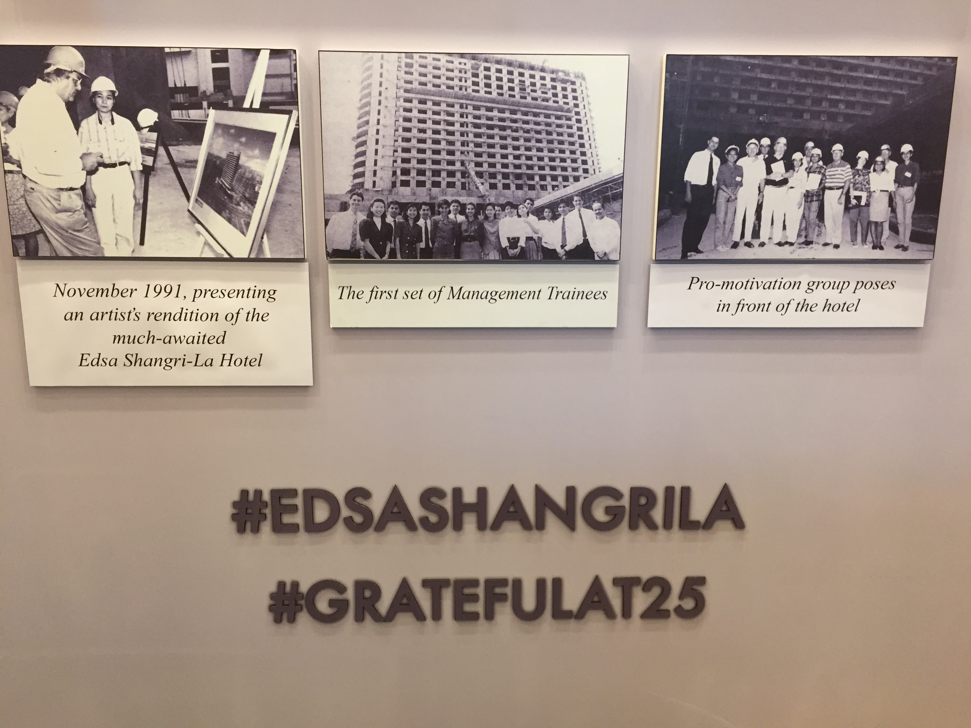 EDSA Shangri-La Hotel