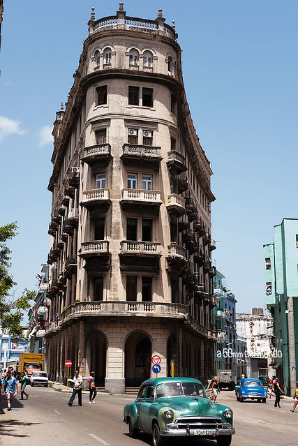 Flat iron building?