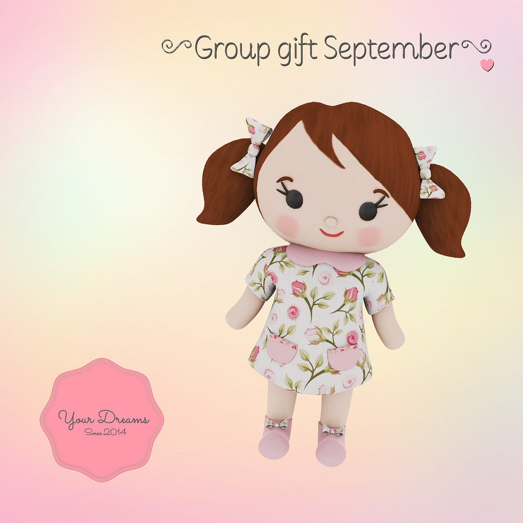 {Your Dreams - Group gift September} ♥ - SecondLifeHub.com