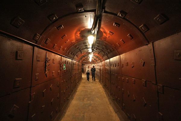 moscow metro bunker