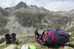 Solo Hike Central Pyrenees