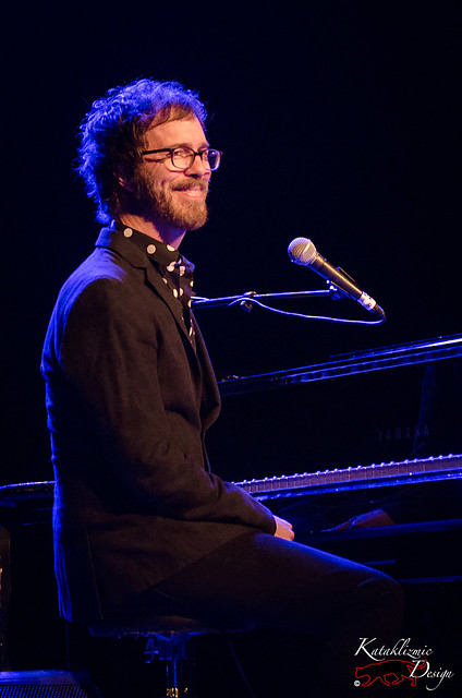 Ben Folds & Tall Heights - Marquee Theatre 9-22-17