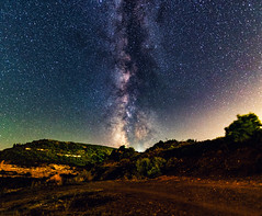 Milky Way in Kounina
