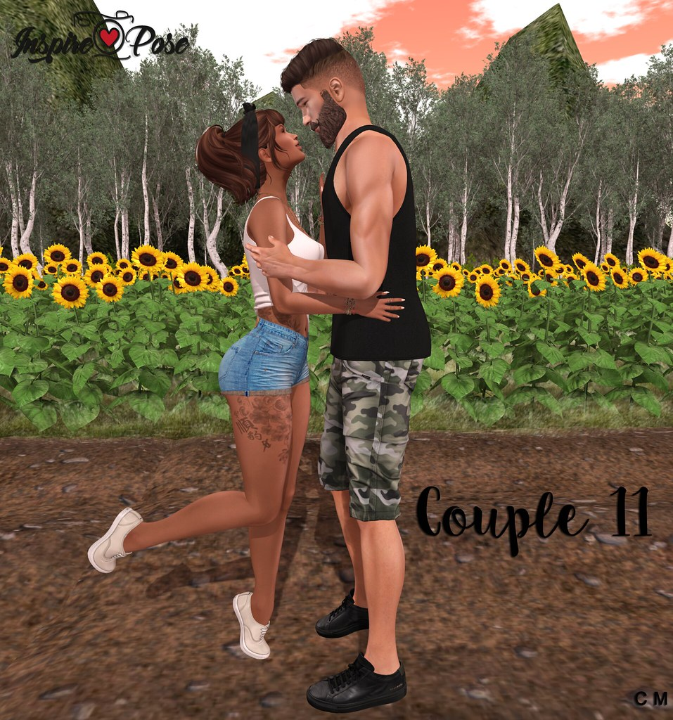 Inspire Pose – Couple 11
