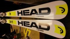 HEAD WC Rebels ISPEED 180...TOP!!!!!!!! - titulní fotka
