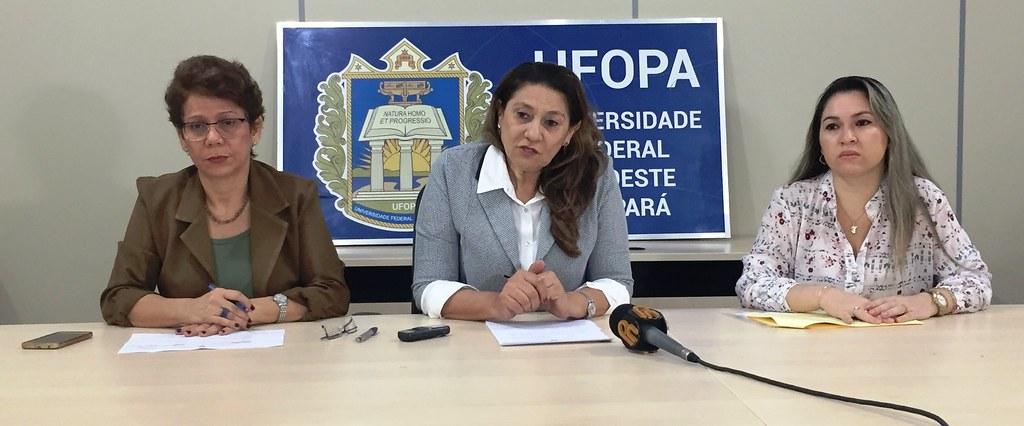 Consun define eleição para reitor e vice da Ufopa no dia 5 de dezembro