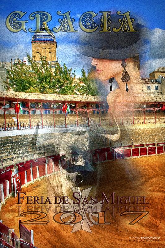 Cartel Feria Gracia 2017
