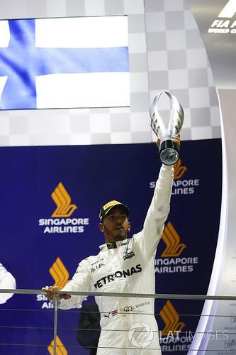 Hamilton winner