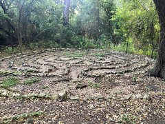 Where in SA No. 1247 - St. Brigid's Path labyrinth