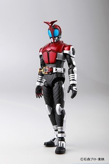 Figure-rise 6 《假面騎士Kabuto》假面騎士Kabuto 騎士型態【再次販售】!仮面ライダーカブト