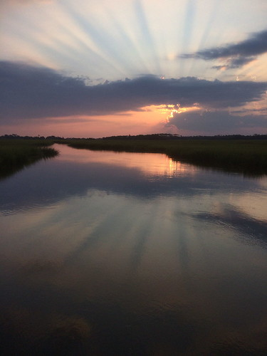 baldheadisland sunrise water color iphone 5s affinityphoto