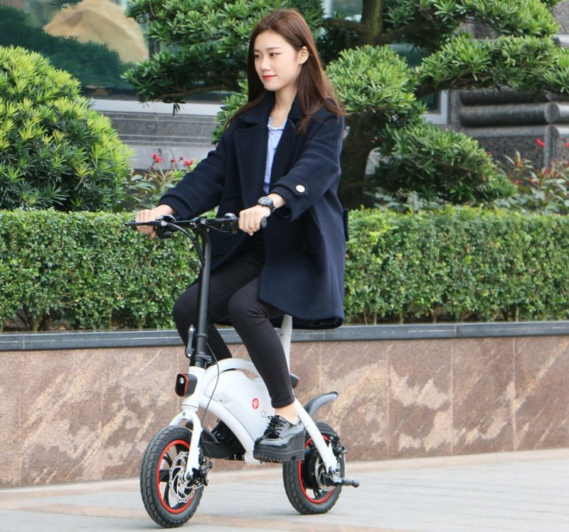 F - wheel DYU Electric Bike07