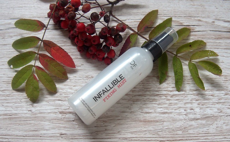 L`oreal Infallible Fixing Mist