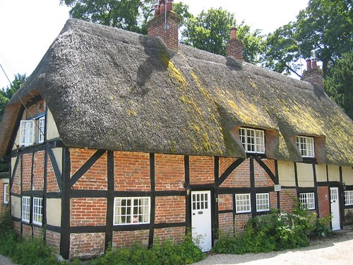 thatched cottage 2