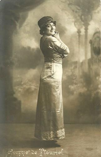 Yvonne De Fleuriel