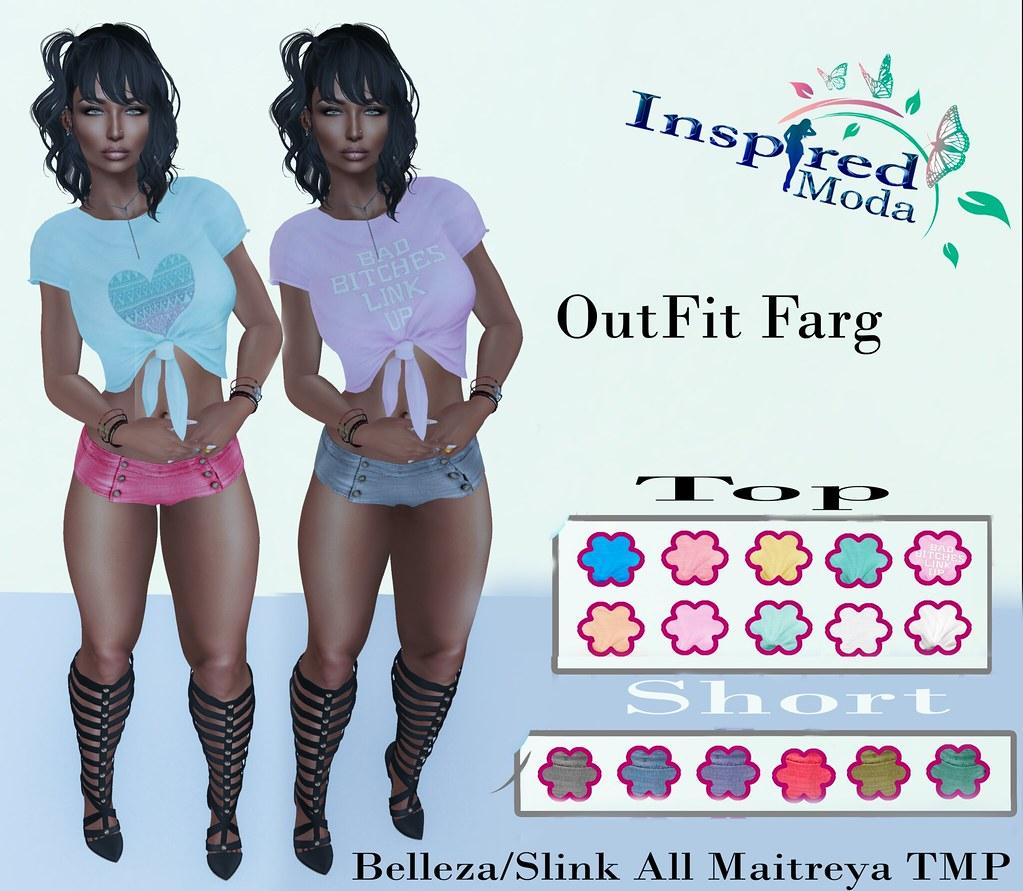 **Outfit Farg** - TeleportHub.com Live!