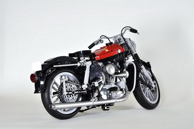 1957 Harley Davidson Sportster XL