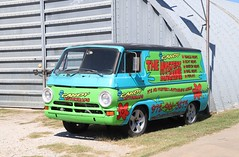 1961 Dodge Van in Prosper Texas