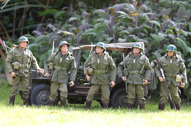 US Combat soldiers  35567735694_7aa1495dcb_z