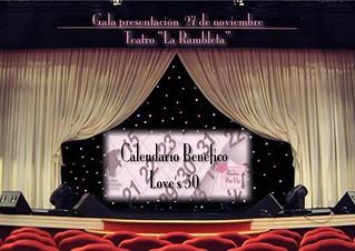 GALA CALENDARIO LOVE 50S