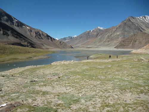 Lake at new Baratpur