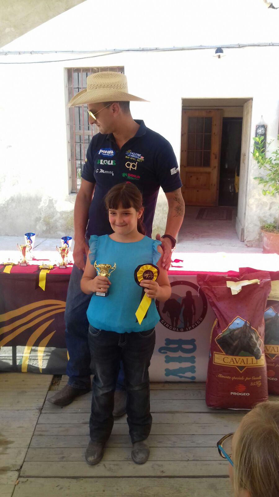 Campionato Lombardo Reining 2017