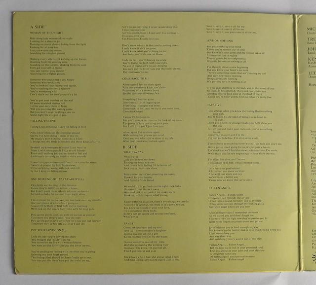 A0229 Uriah Heep - Fallen Angel (DE)