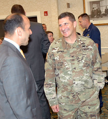 IMCOM Commander visits Presidio