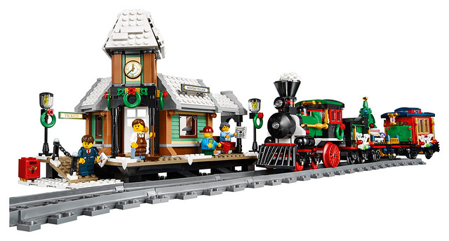 10259 Winter Village Station 6