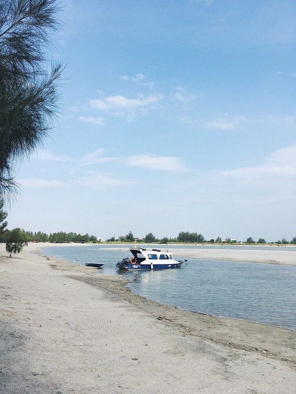 Klebang Beach