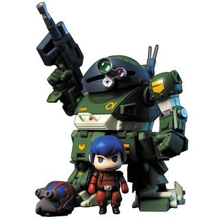 5PRO STUDIO 《裝甲騎兵》眼鏡鬥犬!ATM-09-ST スコープドッグ 『装甲騎兵ボトムズ』