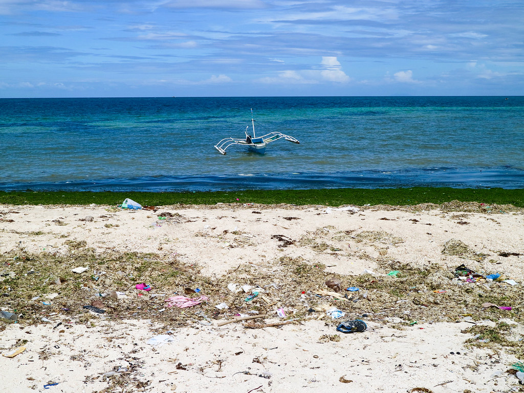 Playa norte en Bantayan