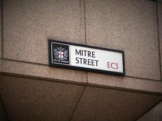 Mitre Street