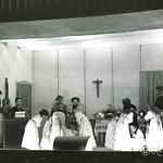 1955 Hirtenspiel Pfarrsaal001