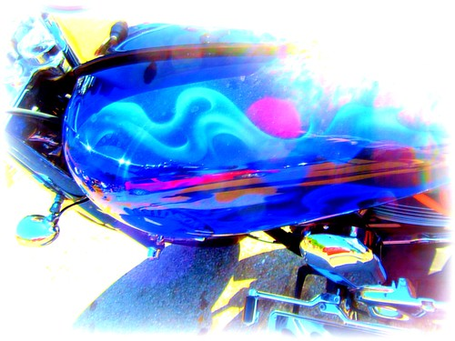 Harley Davidson blues..